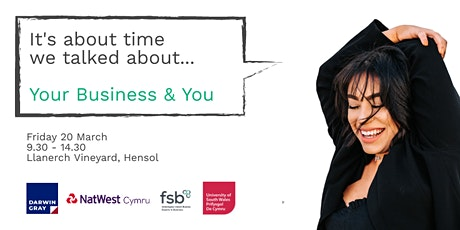 It's About Time…Your Business & You tickets