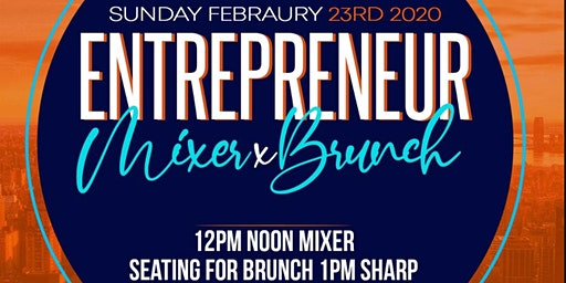 Brunch & Build: Entrepreneur Mixer & Brunch
