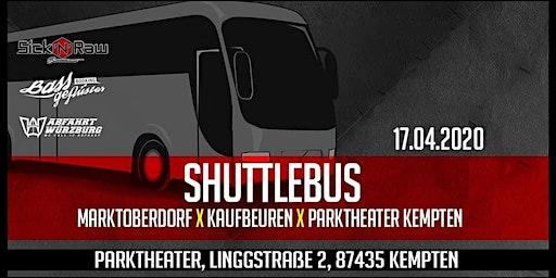 Shuttlebus ins Parktheater 17.04.2020