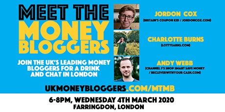 Meet the Money Bloggers tickets