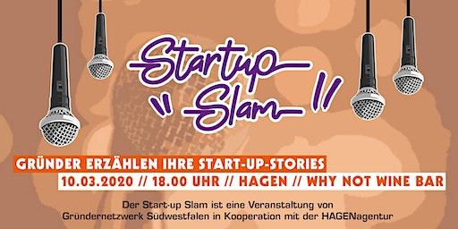 Start-up Slam Vol. 6
