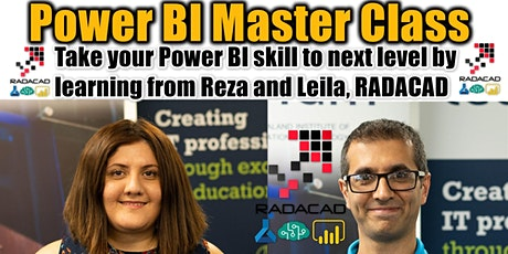 Power BI Master Class bundle Tickets