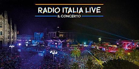 Italia Live: Il concerto 2020 in Piazza Duomo biglietti