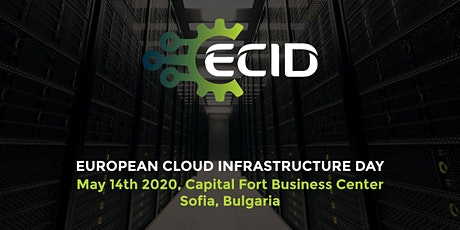 EUROPEAN CLOUD INFRASTRUCTURE DAY tickets