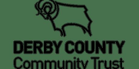 Derby County Community Trust - Club 1884 tickets