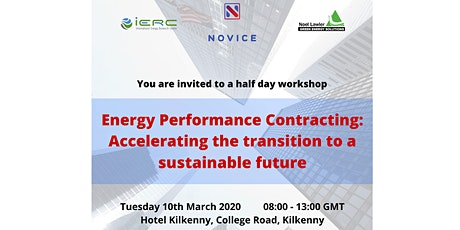 Energy Performance Contracting: Accelerating the low-carbon transition tickets