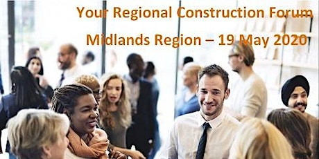 Regional Construction Forum - Midlands tickets