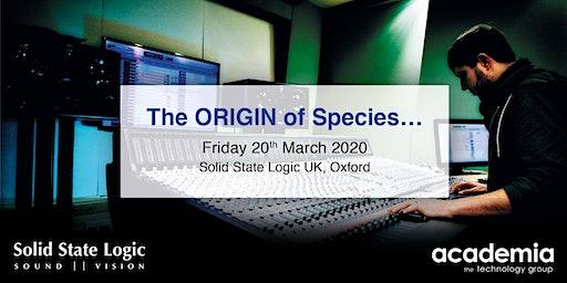 The ORIGIN of the Species…