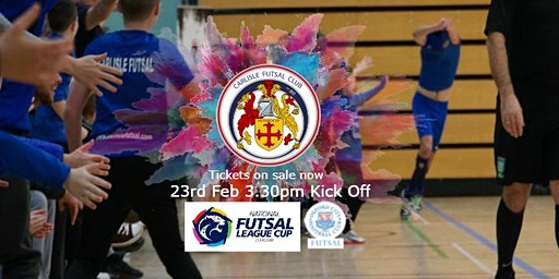 Carlisle Futsal Club v Oxford City Futsal Club