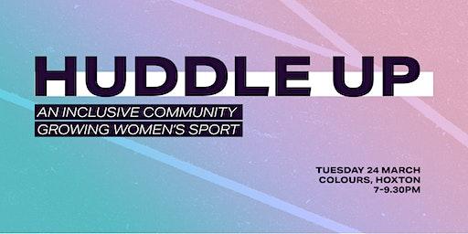 Huddle Up – Launch
