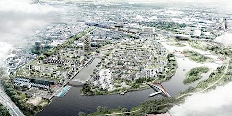CrossMark Breda, maak kennis met het Stations- en Havenkwartier . tickets