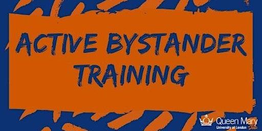 Bystander Training for QM Residents