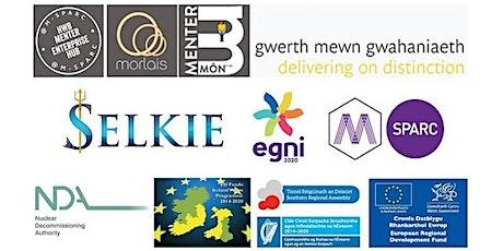 EGNI: Môr o Gyfleoedd / A Sea of Opportunities tickets