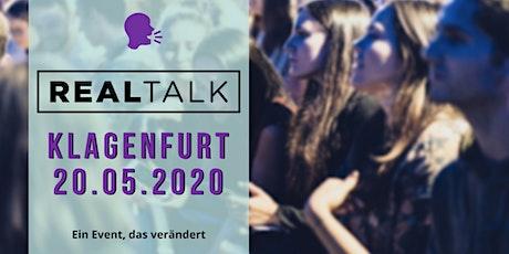 RealTalk Klagenfurt III - Ein Event, das verändert biglietti