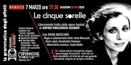LE CINQUE SORELLE Con IRENE MUSCARA'