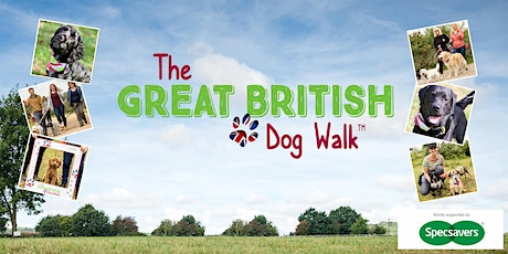The Great British Dog Walk 2020 - Raby Castle tickets