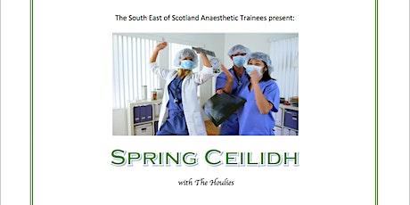 SESSA Spring Ceilidh tickets