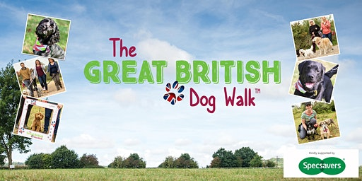 The Great British Dog Walk 2020- Haigh Woodland Park