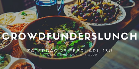 Crowdfunders-lunch Rikko's Initiatieven tickets