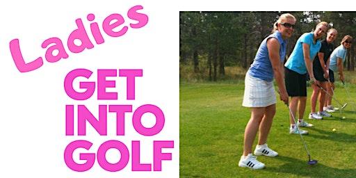 Ladies get Into Golf