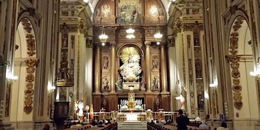 Visita guiada de la Real Colegiata Basílica de San Isidro de Madrid.
