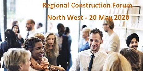 Regional Construction Forum - North West tickets