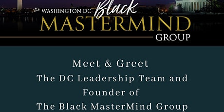 The DC Meet & Greet the Founder tickets