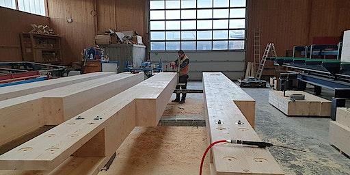 Cluster innovativ: Bildungszentrum Holzbau und Ausbau