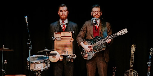 Birchvale Theatre @ Dalbeattie w/ The Washboard Resonators