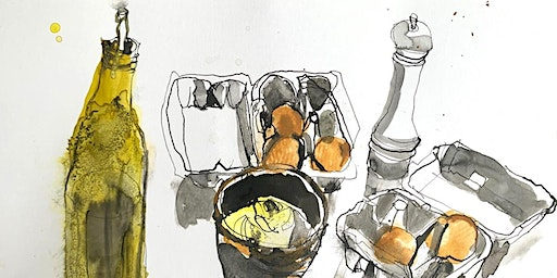 Drink and draw - drawing boot camp