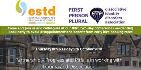 Partnership – Progress and Pitfalls in working with Trauma and Dissociation tickets