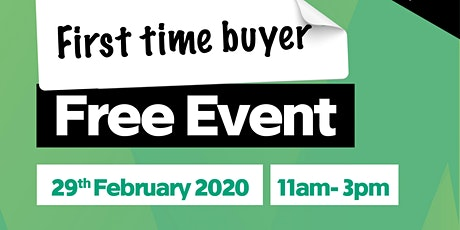 Mortgage Solutions Belfast 'First Time Buyer Day' tickets