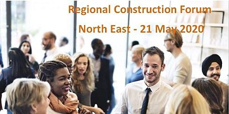 Regional Construction Forum - North East tickets