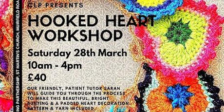 Hooked Heart Workshop  tickets