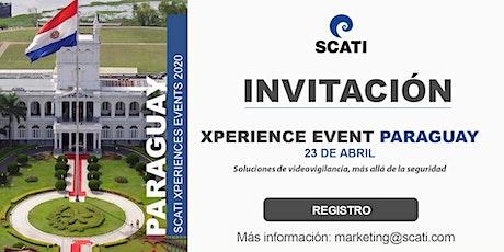 SCATI Xperience Event Paraguay, 23 de abril entradas