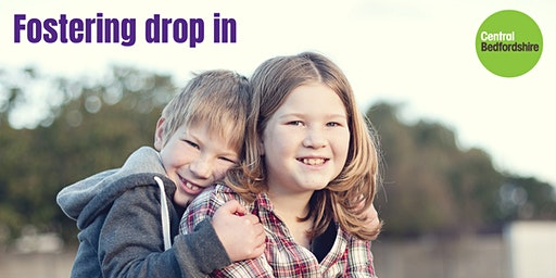 Fostering drop in - Sat 7th March 2020