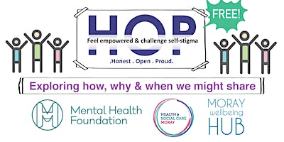 """Honest, Open and Proud (HOP): """"Exploring how, why and when we might share"""", March 18th &19th 2020"""