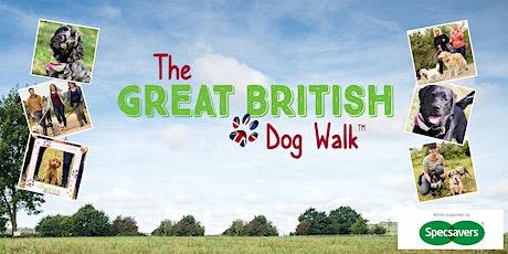 The Great British Dog Walk 2020 - Ickworth Park tickets