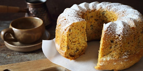 Great Bake | Nutty Bundt Cake tickets