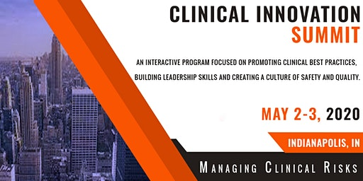 Clinical Innovation Summit - Spring 2020