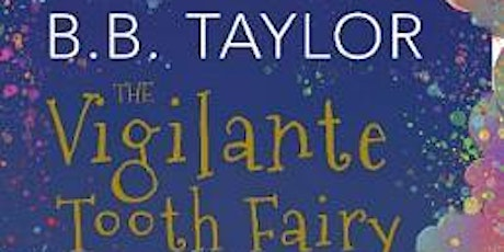 Author hour with B.B.Taylor tickets