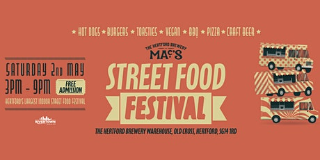 Mac's Street Food Festival tickets