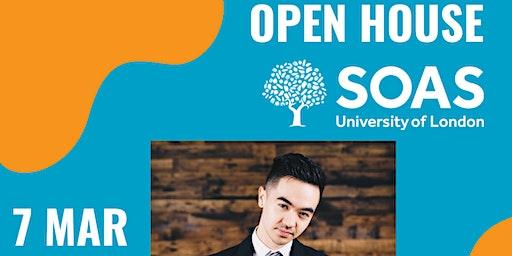 Open House - SOAS University of London (LI)