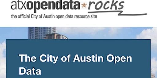 City of Austin Open Data March Meetup