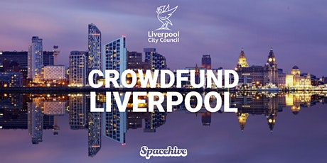 Crowdfund Liverpool Launch tickets