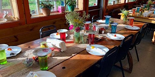 International Farm Dinner Series - Italy
