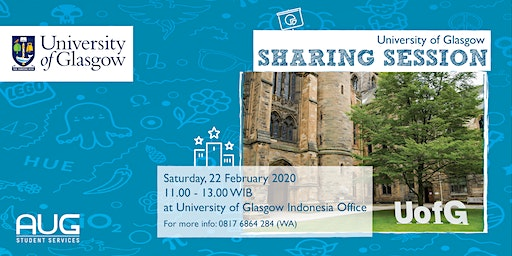 University of Glasgow - Sharing Session