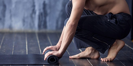 Yoga for MEN - Building Strength and Flexibility
