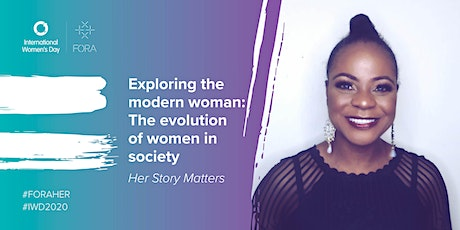 Her Story Matters | Exploring the modern woman tickets