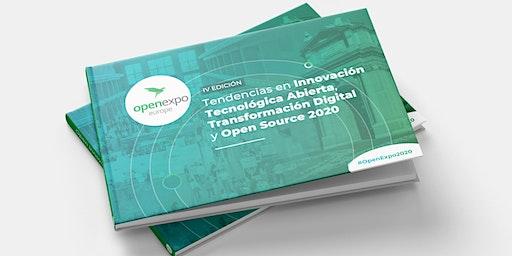 Tendencias innovación tecnológica abierta 2020